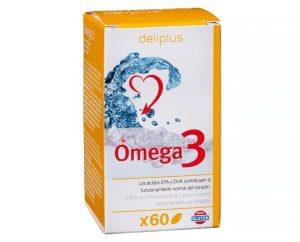 omega 3 mercadona deliplus hacendado comprar precio