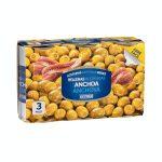 Aceitunas manzanilla rellenas de anchoa Hacendado Mercadona