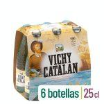 Agua mineral con gas pequeña Vichy Catalan Mercadona