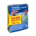 Anguriñas de surimi Pescanova ultracongeladas Mercadona