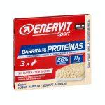 Barrita con proteínas Enervit Sport sabor yogur y vainilla Mercadona