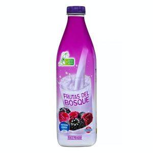 Bebida láctea de frutas del bosque Hacendado Mercadona