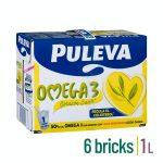 Bebida láctea desnatada omega 3 Puleva Mercadona