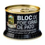 Bloc foie gras de pato Martiko Mercadona