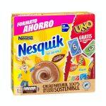 Cacao soluble instantáneo Nesquik Mercadona