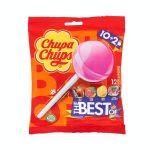 Caramelos con palo 4 sabores Chupa Chups Mercadona