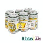 Cerveza Radler Steinburg 0,0% sin alcohol Mercadona