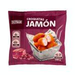 Croquetas de jamón Hacendado ultracongeladas Mercadona