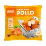 Croquetas de pollo Hacendado ultracongeladas Mercadona