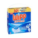 Detergente ropa frescor Vernel Wipp Express en polvo Mercadona