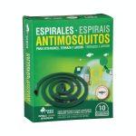 Espirales antimosquitos Bosque Verde para exteriores Mercadona