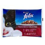 Gelatina gato Felix selección de sabores Mercadona