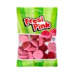 Golosinas Fresi Pink Hacendado rellenas Mercadona