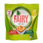 Lavavajillas todo en 1 Fairy en pastillas Mercadona