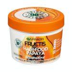 Mascarilla Hair Food Papaya Fructis cabello dañado Mercadona