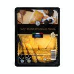 Medialunas frescas parmigiano reggiano y trufa Bel Canto Mercadona