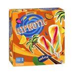 Mini helado de sorbete Hipnotic Hacendado naranja, limón, piña y fresa Mercadona