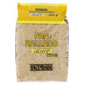 Pan rallado casero Hacendado Mercadona