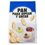 Pan tostado para dipear y untar Pan Spezial Mercadona