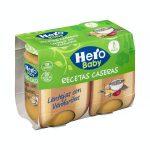 Papilla lentejas con verduritas Hero baby recetas caseras +8 meses Mercadona