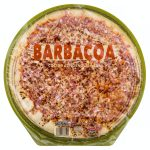 Pizza barbacoa familiar Hacendado Mercadona