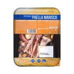 Preparado paella de marisco Hacendado ultracongelado Mercadona