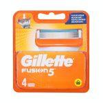 Recambios maquinilla de afeitar Gillette Fusion Mercadona