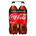 Refresco Coca-Cola Zero azúcar Mercadona