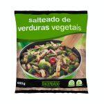 Salteado de verduras Hacendado ultracongelado Mercadona
