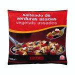 Salteado de verduras asadas Hacendado ultracongeladas Mercadona