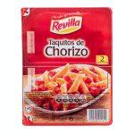 Taquitos de chorizo Revilla Mercadona